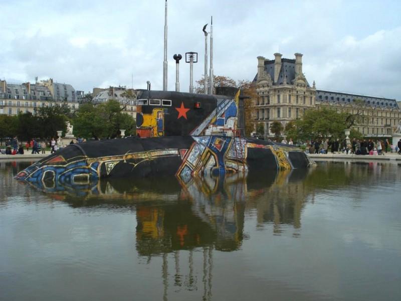 Alexander ponomarev richard taittinger gallery for Fiac 2015 jardin des tuileries