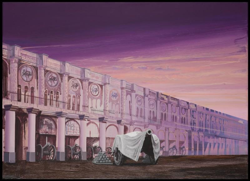 Mehdi Farhadian – Artillery Square