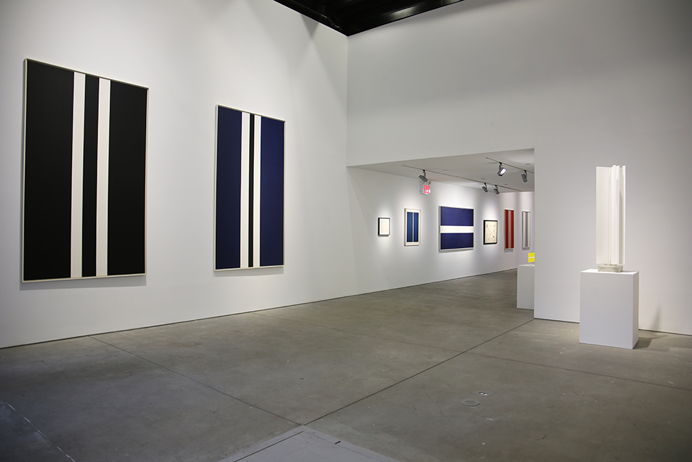 1959-1963 AMERICAN PIONEERS OF CASTELLI GALLERY, A TRIBUTE TO NASSOS DAPHNIS