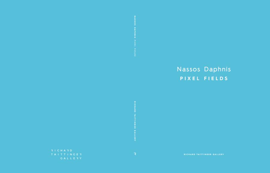 Pixel Fields Exhibition Catalog