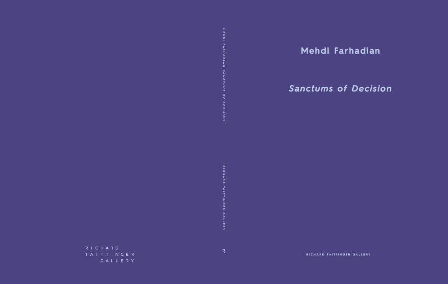 Sanctums of Decision Exhibition Catalog