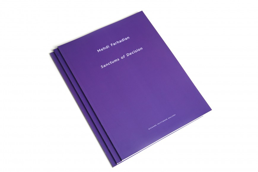 Sanctums of Decision Exhibition Catalog