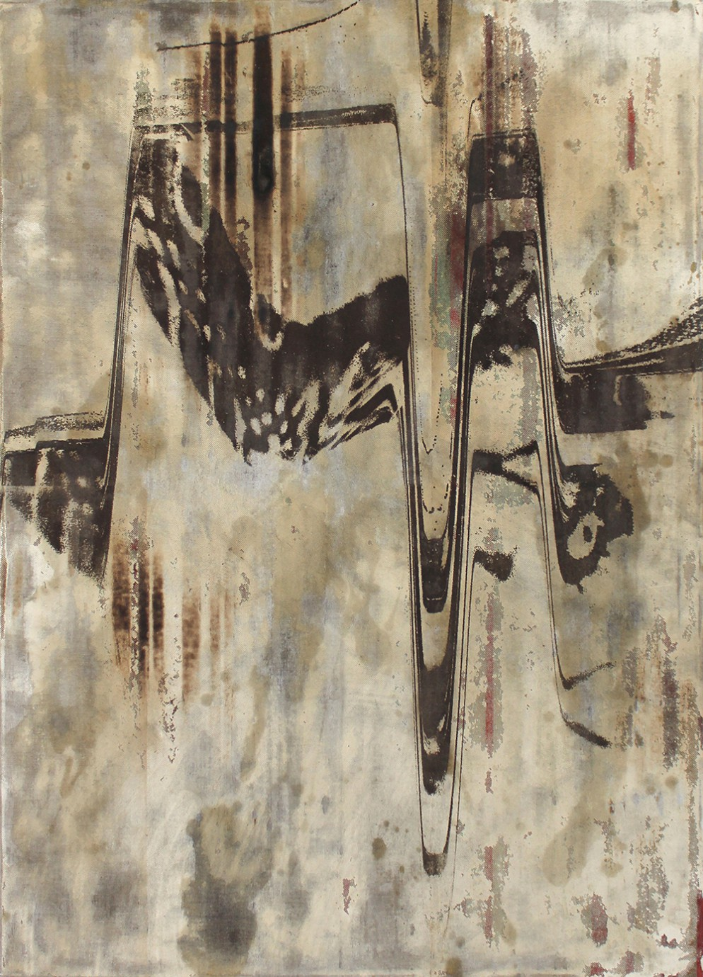 Renaud Regnery, Snake painting #4