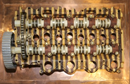 Eric Van Hove – Untitled (Peugeot-Citroën HDI Diesel Camshaft Housing & Rocker Assembly)