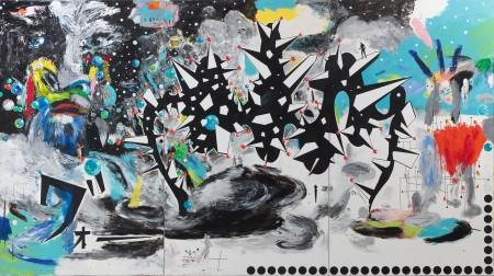 Aki Kuroda – Untitled