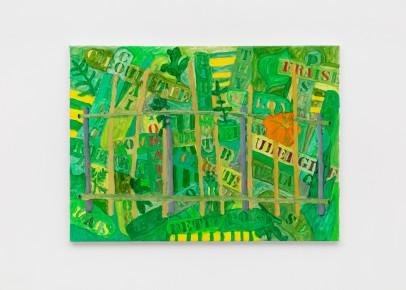 Charlie Scheips – Le Jardin