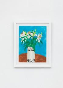 Charlie Scheips – Lilies in Jobi Vase, Provincetown