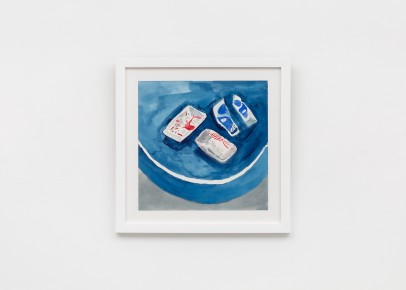 Charlie Scheips – Broken Hockney Ashtrays