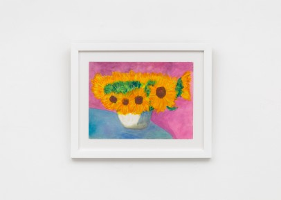 Charlie Scheips – Sunflowers, West Hollywood