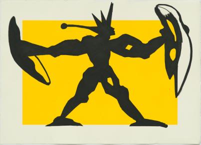 Aki Kuroda – Yellow Paper