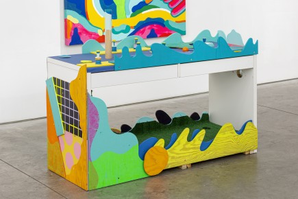 Mike Perry – Mini Golf Hole No. 01 (The Credenza)