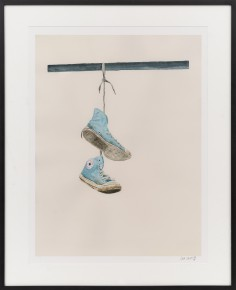 Samit-Chucks (print framed) (cropped)