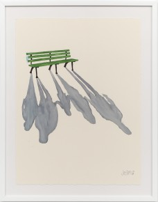 Jay Samit – Empty Bench