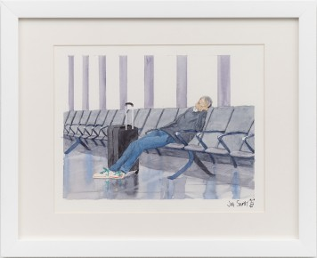 Jay Samit – Frequent Flyer (Self Portrait)