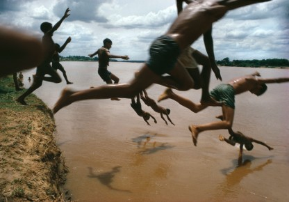 Bruno Barbey – The Amazon River. Leticia, Amazonas,Colombia, 1966
