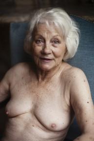 Charlotte Abramow-Portrait de Claudette