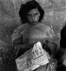 """David """"Chim"""" Seymour – Albergo dei Poveri Reformatory, Naples, Italy, 1948"""