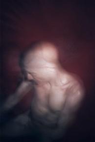 Antoine d'Agata – Self portrait, Phnom Penh, Cambodia. 2008